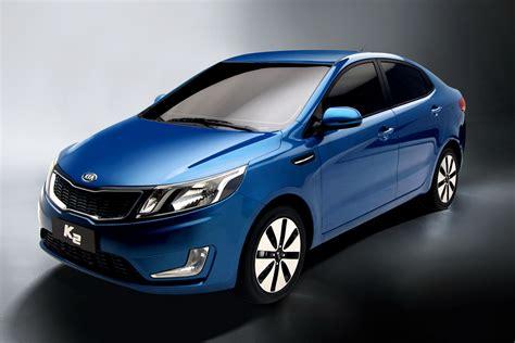 Kia Ta New Kia K2 Is The China Market Sedan