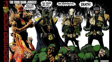 dark judges wallpaper top 10 villains of comics 10 judge death stark after dark