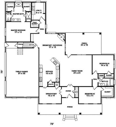 suson place colonial home plan roosevelt place colonial home plan 087d 0478 house plans