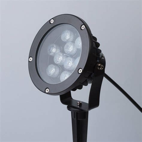 Heavy Duty Outdoor Lights Remote Controlled Heavy Duty Led 9w Outdoor Garden Light Rgb 240v Myledshop