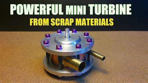 Tesla Steam Turbine Engines For Sale Steam Turbine From Scrap Materials
