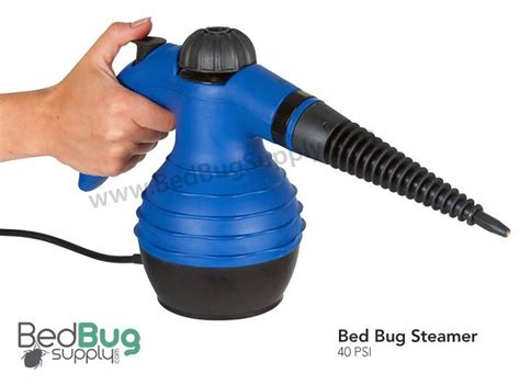 steaming bed bugs bed bug steamer