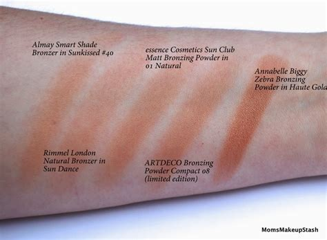 8 Best Bronzers Expert Reviews by How To Choose The Right Bronzing Powder Shade Application