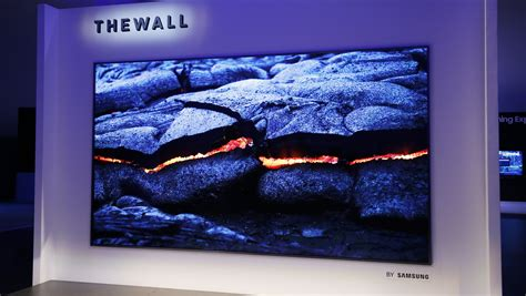 samsung 219 inch tv samsung s 219 inch the wall display promises a modular future shacknews