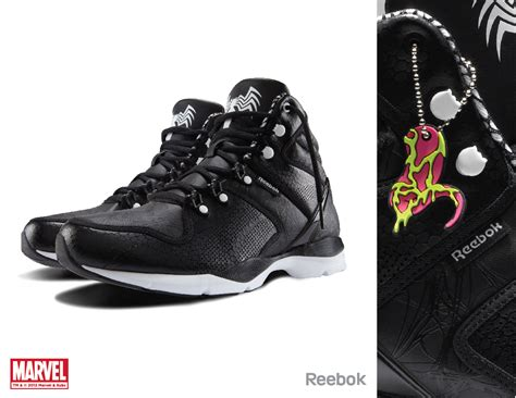 marvel shoes kickers inc marvel comics and reebok sneakers team
