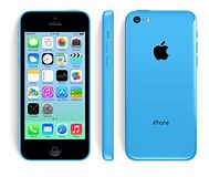 Image result for iPhone 5c Blue