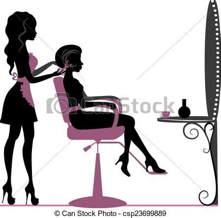 vector of salon in salon
