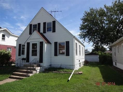 Houses For Sale In Hammond Indiana by 6525 Arizona Ave Hammond Indiana 46323 Detailed Property