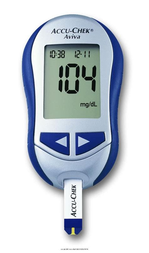 Glucose Meter continuous blood glucose monitoring with a glucometer sugar test machine
