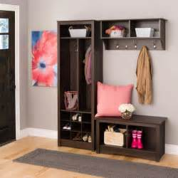 Entryway Shoe And Coat Storage Entryway Shoe Organizer With Cabinet Storage And Bench