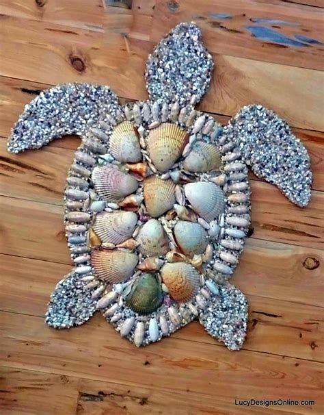 Dollar Tree Home Decor by 40 Beautiful And Magical Sea Shell Craft Ideas Bored Art