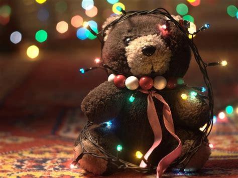 christmas wallpaper for macbook pro christmas teddy bear mac wallpaper download free mac