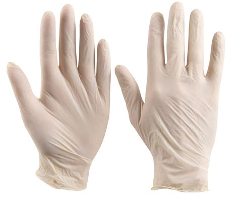 Handscoen Sarung Tangan Steril Gloves With Powder click pre powdered disposable gloves 100 pack the safety shack