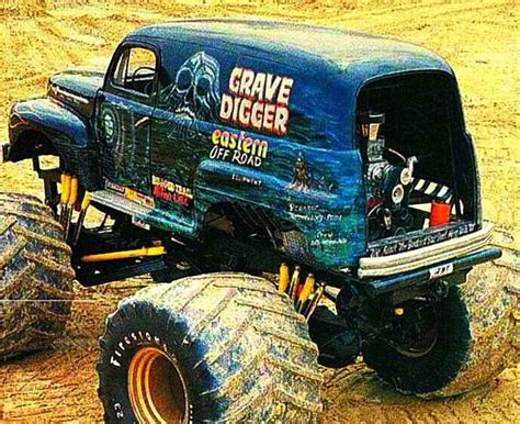original grave digger truck 25 best ideas about trucks on