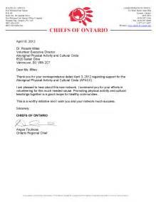 Volunteer Reference Letter by Doc 728942 Letter Of Reference Sle Volunteer Work