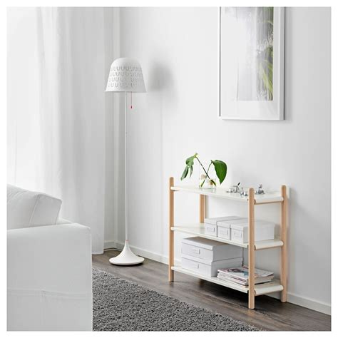 ikea ps 2017 storage unit ikea ps 2017 shelving unit beech white 90x74 cm ikea