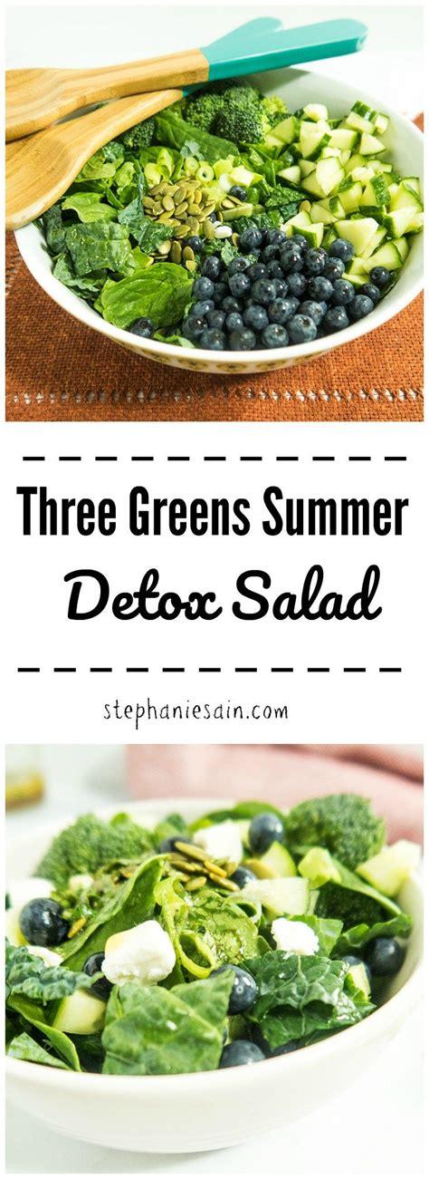 Greens Salad 7 Day Sugar Detox by Best 20 Green Salad Recipes Ideas On