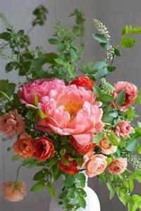peony floral arrangement best 25 peony arrangement ideas on pinterest peony