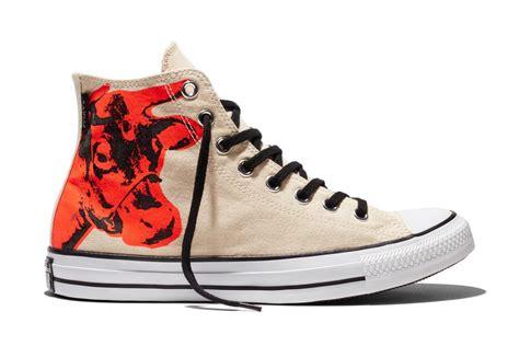 Sepatu Converse Andy Warhol jarang orang tau inilah fungsi dua lubang di badan