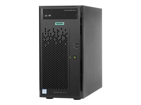 Hp Proliant Ml30 Gen9 8gb Dram 2tb Hdd hpe proliant ml10 gen9 xeon e3 1225v5 3 3 ghz 8gb ram 2tb hdd 4u tower server ebuyer
