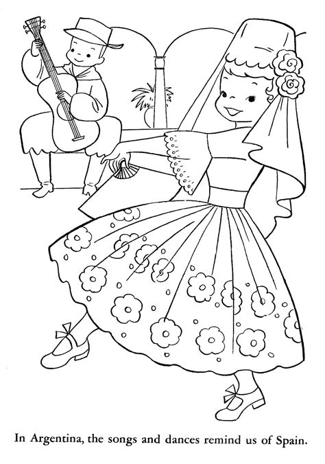 argentina coloring pages coloring pages