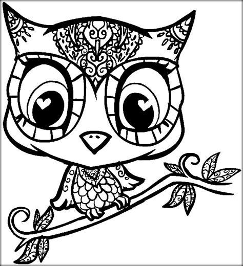 owl butterfly coloring page owl pages butterfly mandala coloring pages