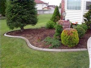 best landscape edging options ortega lawn care