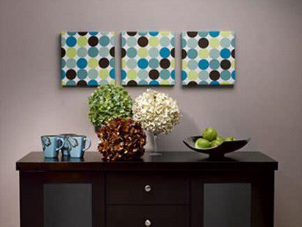 simple cheap home decorating ideas милые кружочки 171 конфетти декор 187 и стены в горошек домфронт