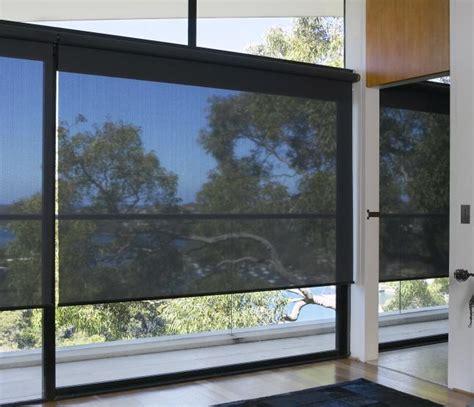 Green Curtain Motorized Roller Blinds Amp Solar Shade Manufacturer Elite Wf