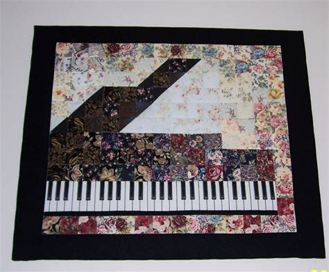 Piano Quilt Pattern by 17 Best Images About Quilts Runners On