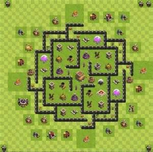 Clans untuk farming trophy hybrid dan war yang terbaik dan terkuat