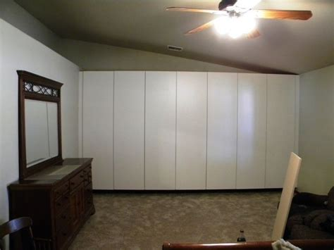 Bedroom Wall Units White Wall To Wall Cabinets In Bedroom White Garage Cabinets