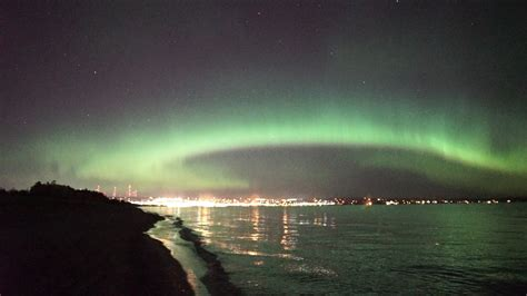 northern lights duluth mn borealis duluth mn and lake superior