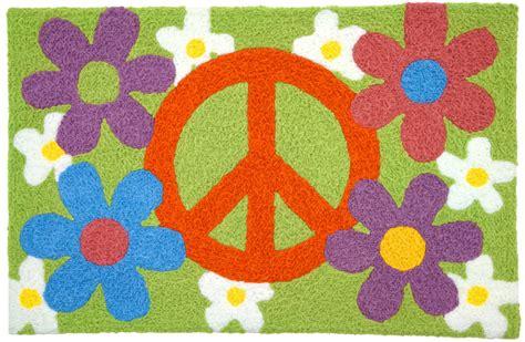 peace rug peace sign rug peace symbol rug indoor outdoor peace rug