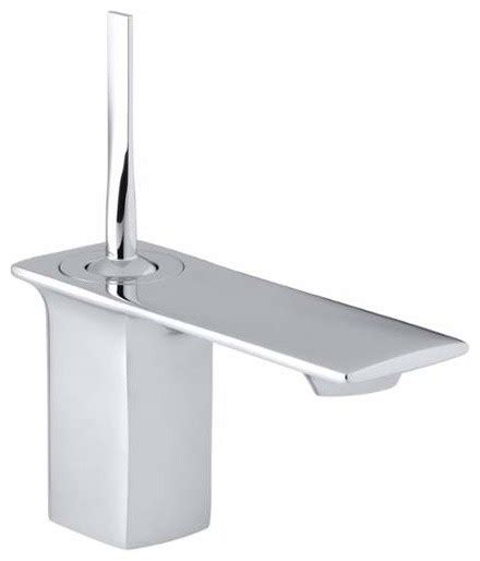 kohler touch kitchen faucet kohler k 14760 4 stance 1 hole bathroom faucet touch