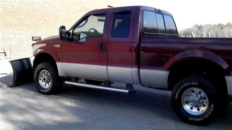 ford f250 bed 2004 ford f250 xlt 4x4 extended cab short bed 5 4l v8 gas
