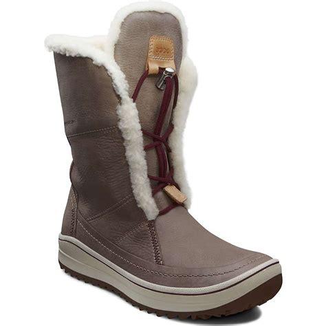 ecco s trace siberia tie boot at moosejaw
