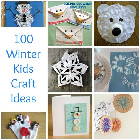 january craft projects december holidays crafts and winter on