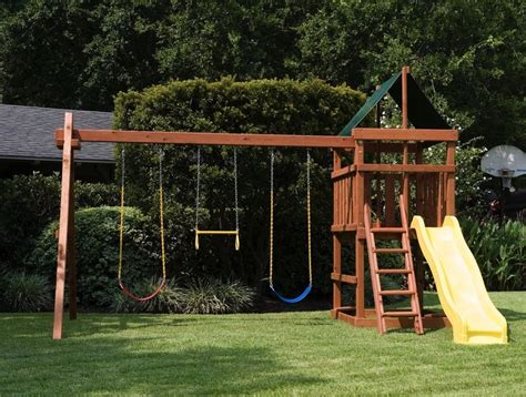 swing set blueprints 1000 ideas about swing set plans on pinterest swing