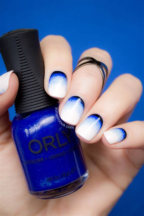 blue ombre nails nail inspired by cairns