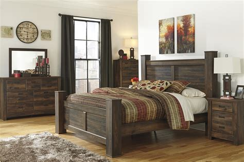 ashley signature furniture bedroom sets signature design by ashley quinden king bedroom group