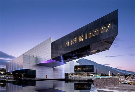 Garage Office Plans by Diego Guayasamin S Unasur Headquarters Boasts A Dramatic