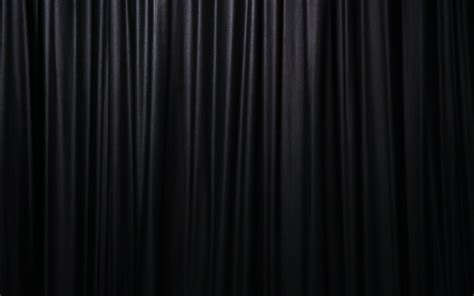 black drape curtain blind black background asacocirco