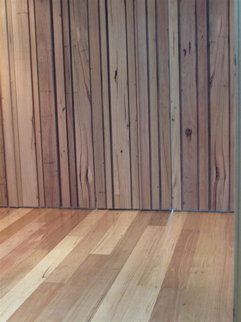 recycled messmate tongue groove flooring wider