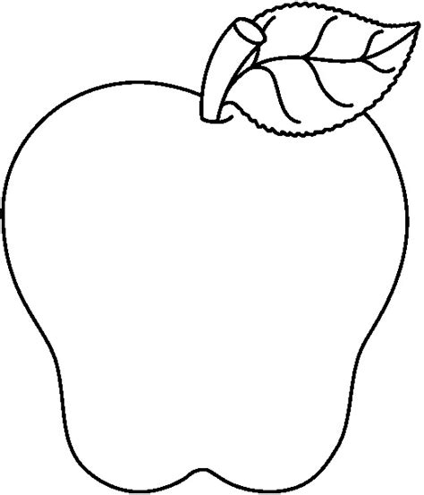 coloring apple clipart best free clip art apple cliparts co