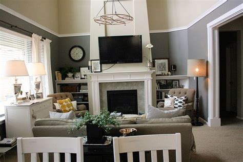 paint colors for living room with high ceilings our living room jones design company