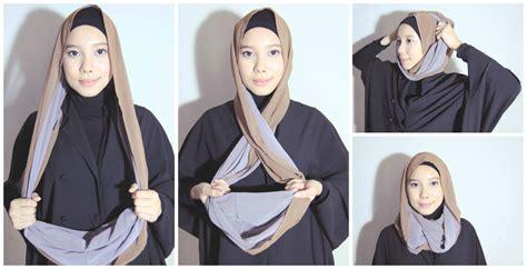 tutorial hijab pashmina ala jenahara lebih fashionable dengan tutorial hijab ala jenahara