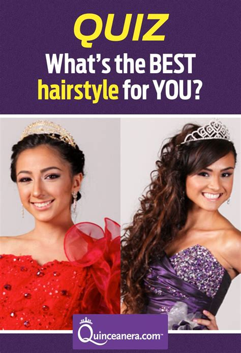 quinceanera themes quiz quiz what s the best quince hairstyle for you best