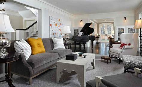 wohnzimmer mit klavier einrichten wohnzimmer m 246 bel wenn das klavier dazu z 228 hlt 15 beispiele