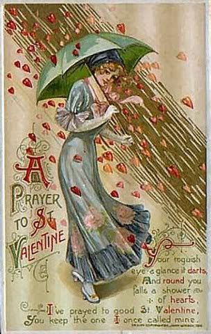 vintage valentines day images vintage s day cards damsels in regress